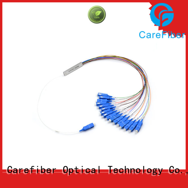 quality assurance best optical cable splitter trader for industry Carefiber