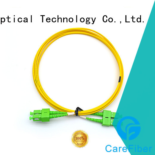 Carefiber standard cable patch cord 3m for b2b
