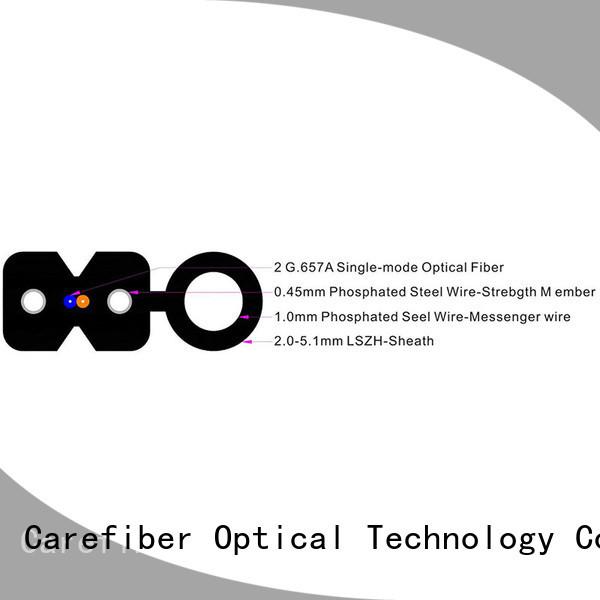 Carefiber gjyxfch ftth fiber supplier