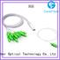 quality assurance fiber splitter scupc cooperation for industry
