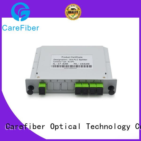 best dual optical splitter foreign trade for communication