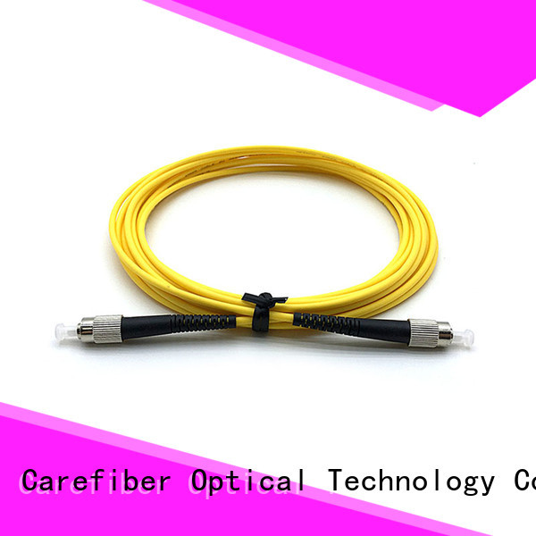 Carefiber 3m fc lc patch cord order online for communication