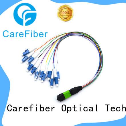 mpolc mpo harness cable supplier for wholesale Carefiber
