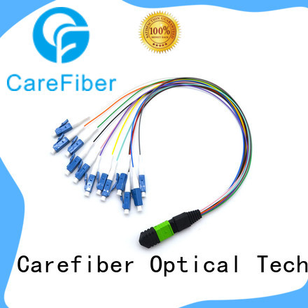 mpolc mpo harness cable supplier for wholesale Carefiber