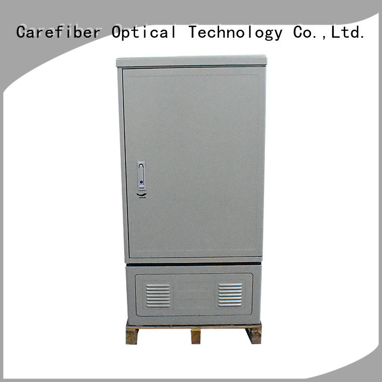 Carefiber new optical cabinet factory for commercial industry