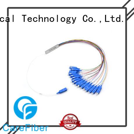 1X16PLC Splitter SCUPC steel type:CFO-WU-16