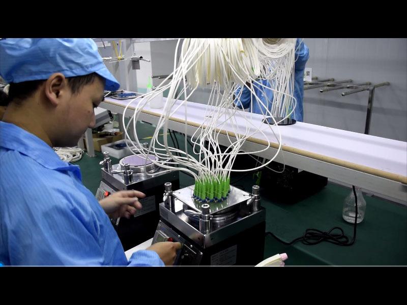 Polishing end-face SC-APC - Carefiber Optical Technology Co.,Ltd.
