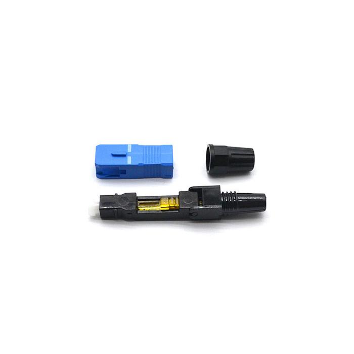 Fiber Optic Fast Connector :CFO-SC-APC-L5502
