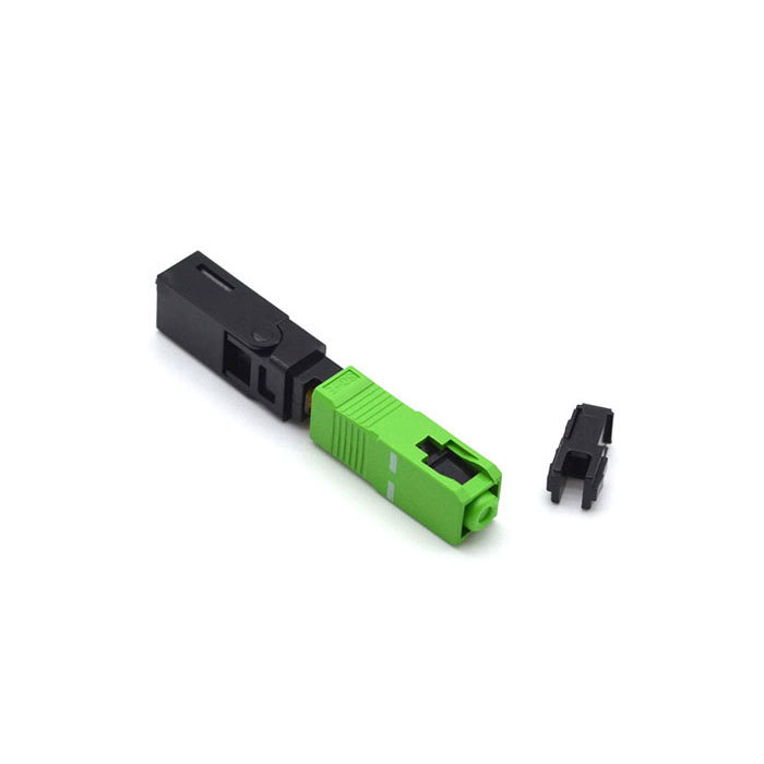 Fast connector fiber optic  :CFO-SC-APC-L5401