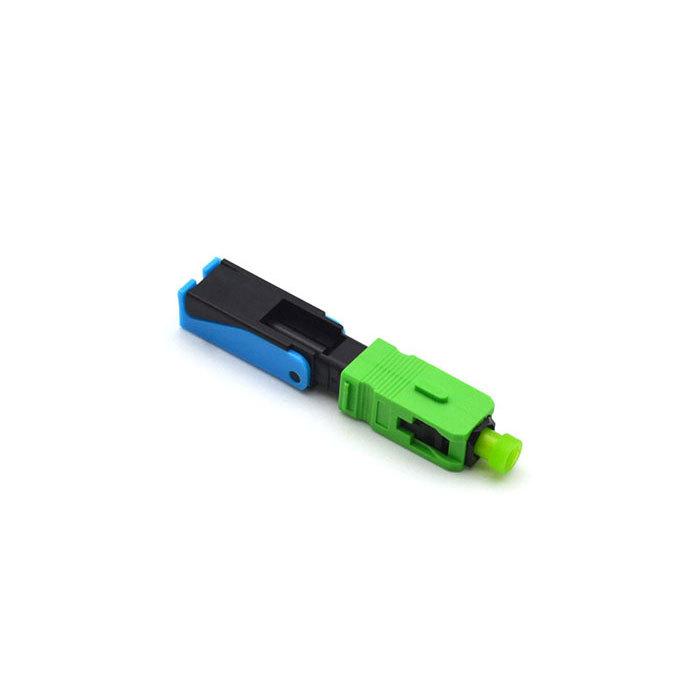 Fast lock connector :CFO-SC-APC-L5201