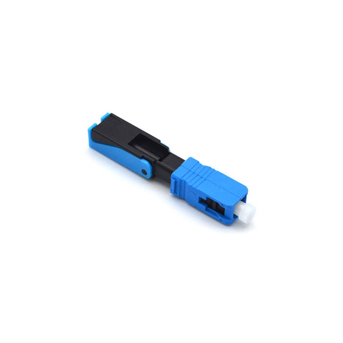 Fast lock connector :CFO-SC-APC-L5201-8