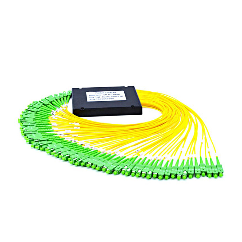 1x64 ABS PLC Splitter