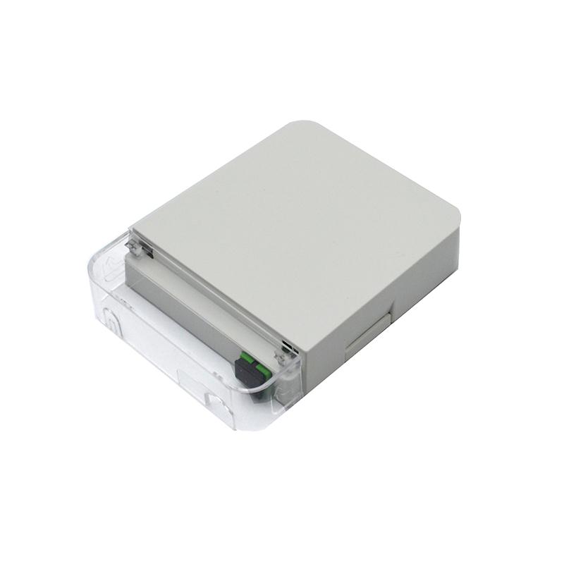 1core Fiber Optical Socket    Modle: FRB-001