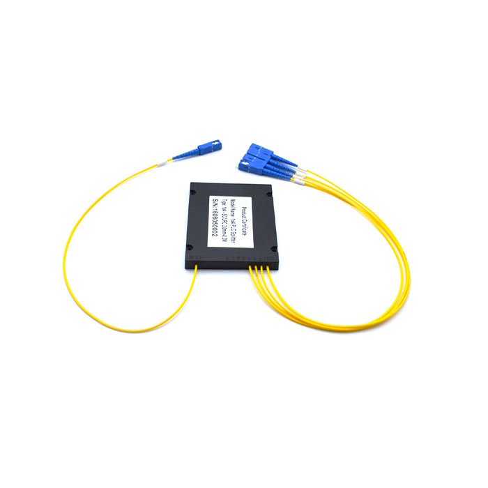 1x4 ABS PLC Splitter