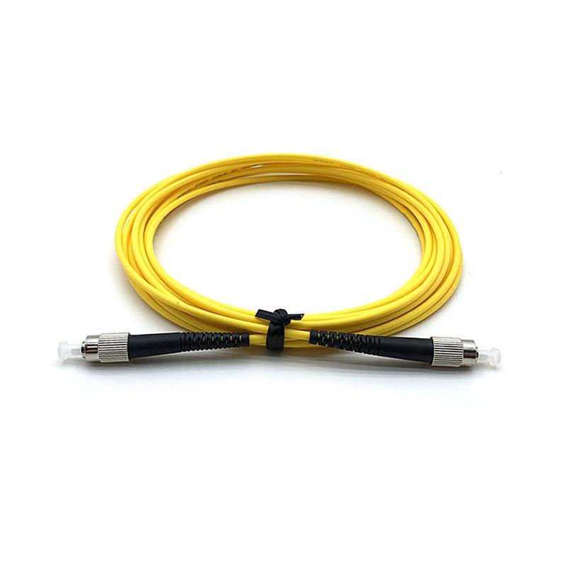FC-UPC-FC-UPC-SM SX Fibre Optical Patch Cords 3.0MM LSZH 3M