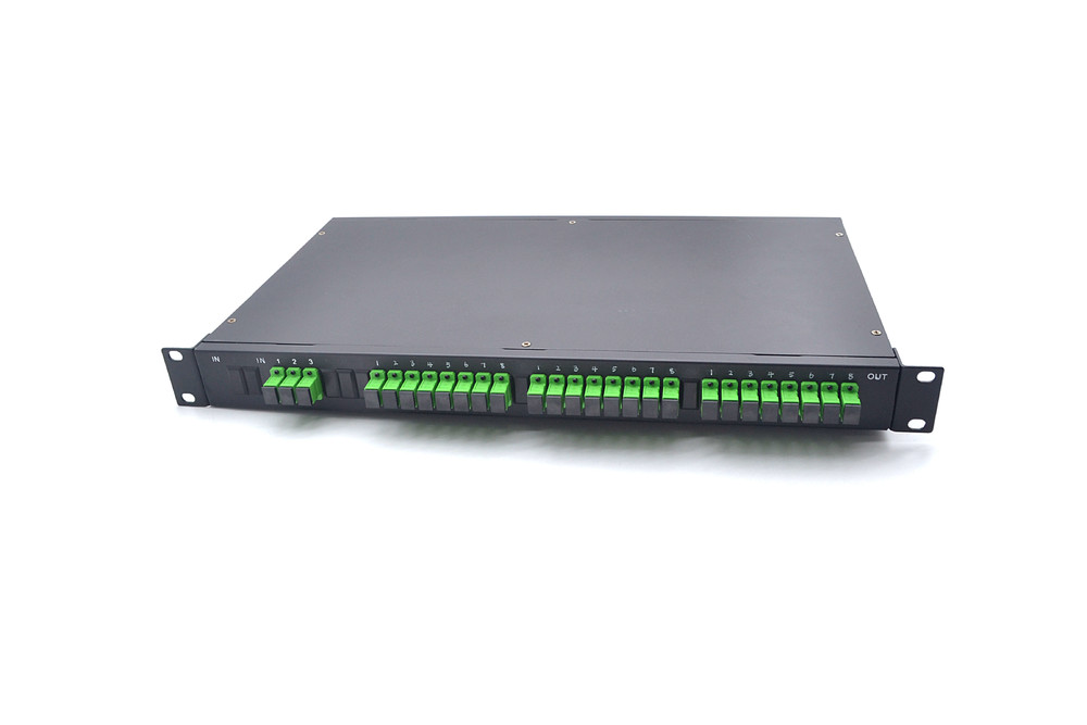 3:24 SC/APC Fiber Optic Racks
