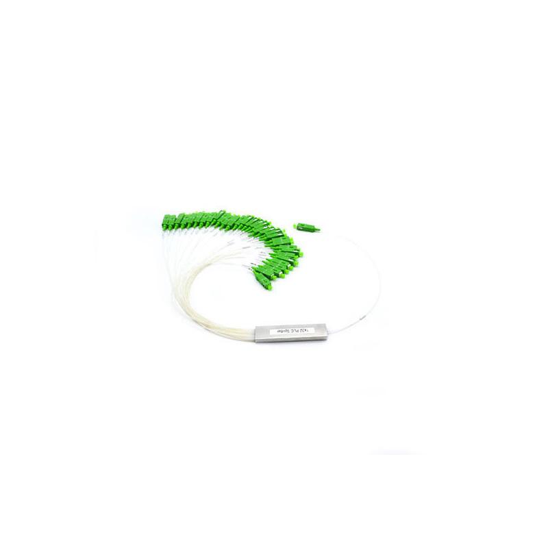 1*32 Mini SC/APC Optical Fiber PLC Splitter
