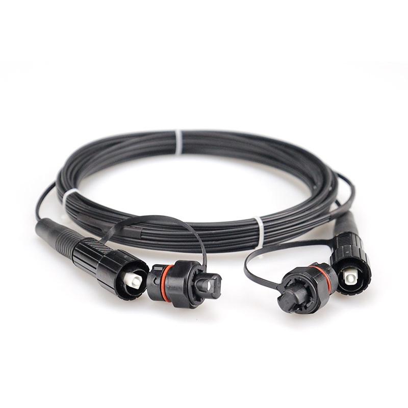 Optical Fiber Patch Cord/Jumper/FTTH waterproof Optitap H connector