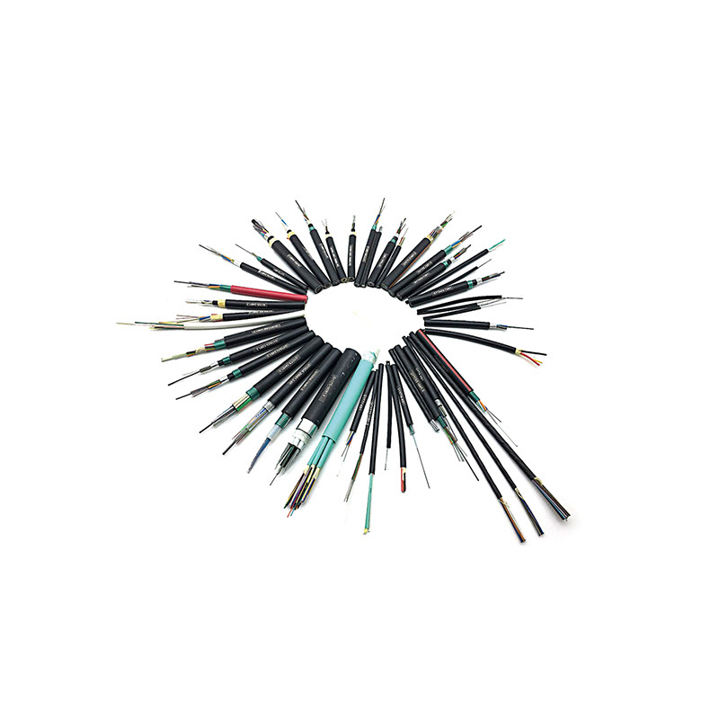 ADSS Optic Fiber Cable Self-support Aerial Communication Cables