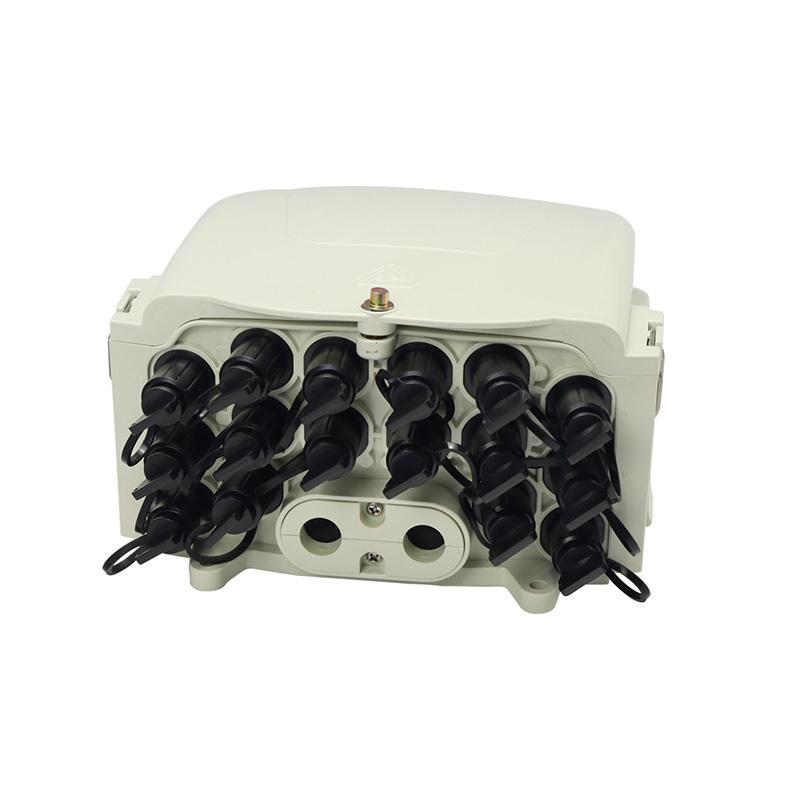 16F Caixa CTO Box Outdoor Fiber Optical Distribution Box