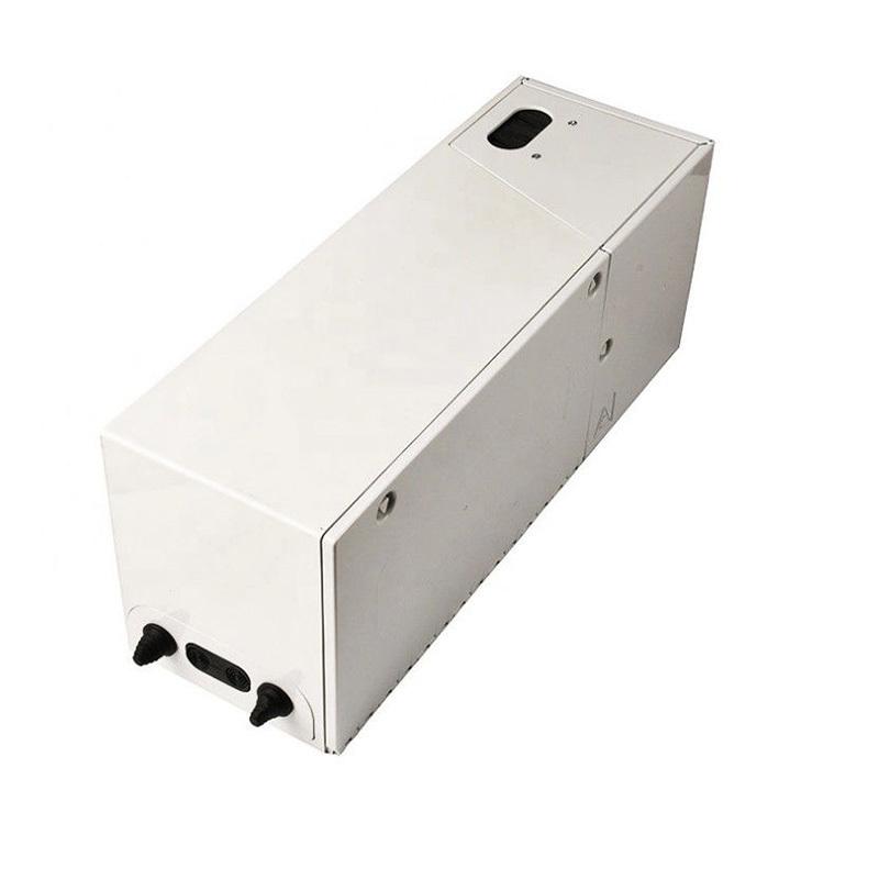 Mulit - Function Fiber Distribution Cabinet Fiber 48 Core Wall Mount Optic Hub Box