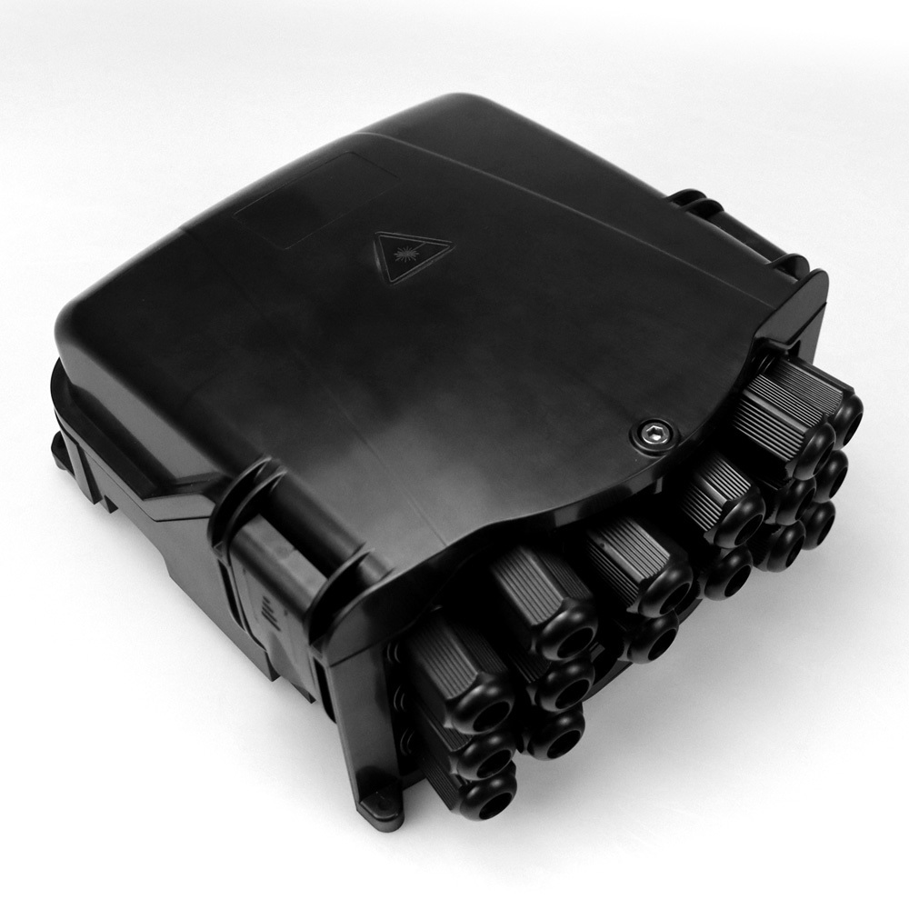 16 Port outdoor Fiber Termination Box IP65