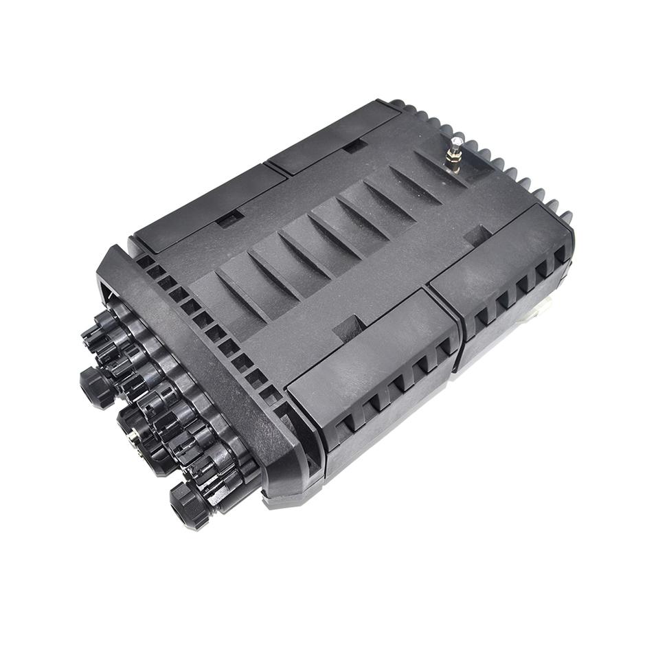 1*24 FTTH Outdoor Optical Fiber Distribution Box / Fiber Optic Terminal Box