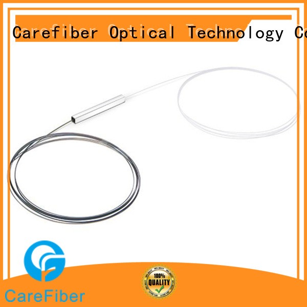 Carefiber most popular optical cable splitter review steel for global market