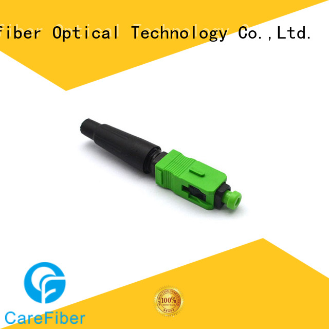Optical fiber fast connector :CFO-SC-APC-L5202