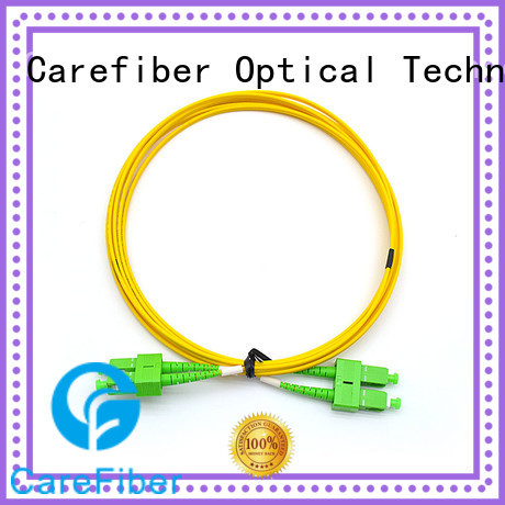 Carefiber 1m patch cord types manufacturer