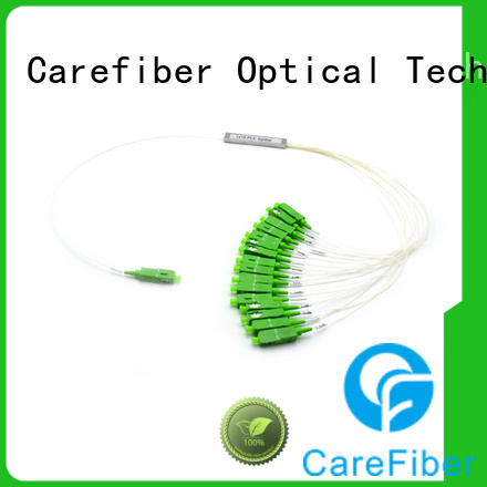 Carefiber bare types of cable splitters trader for communication