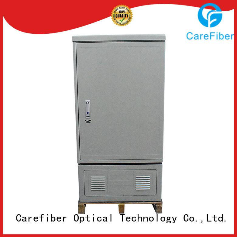 Carefiber outdoor fiber distribution cabinet provider for telecom industry