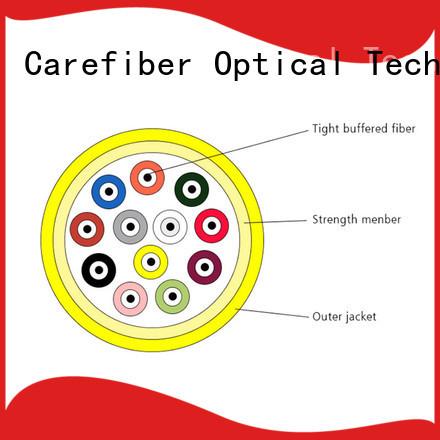 Carefiber customized fiber optic or optical fiber well know enterprises for sale