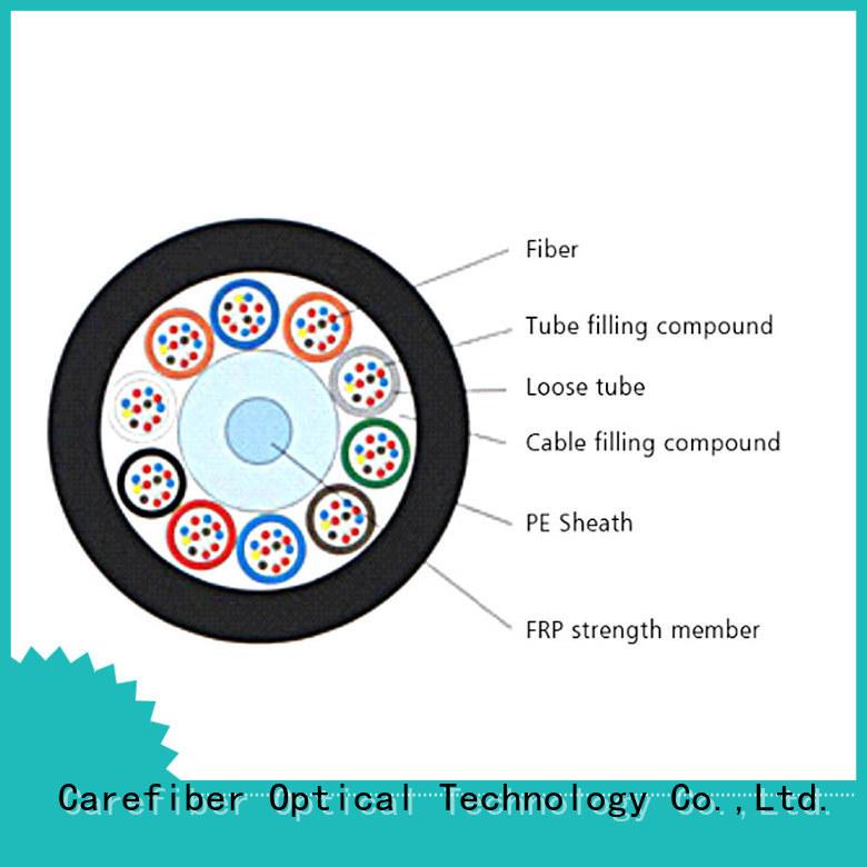 Carefiber fiber optic kit wholesale for merchant