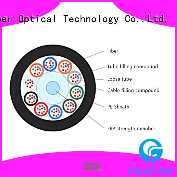 Carefiber gyta53 outdoor fiber cable source now for trader