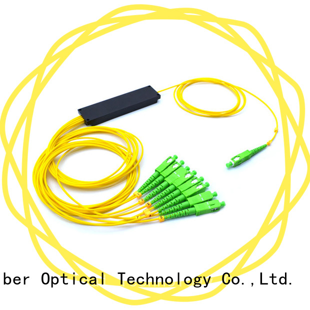 Carefiber card fiber optic splitter types trader for communication
