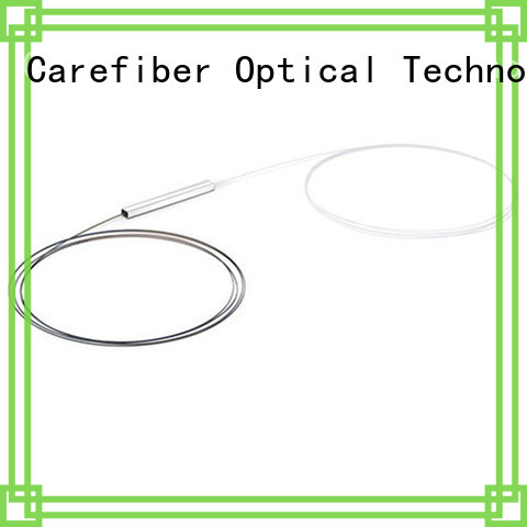 Carefiber quality assurance digital optical cable splitter foreign trade for industry
