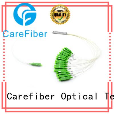 Carefiber quality assurance optical splitter best buy foreign trade for communication