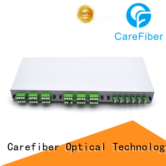 Carefiber dependable odf fiber provider for local area network