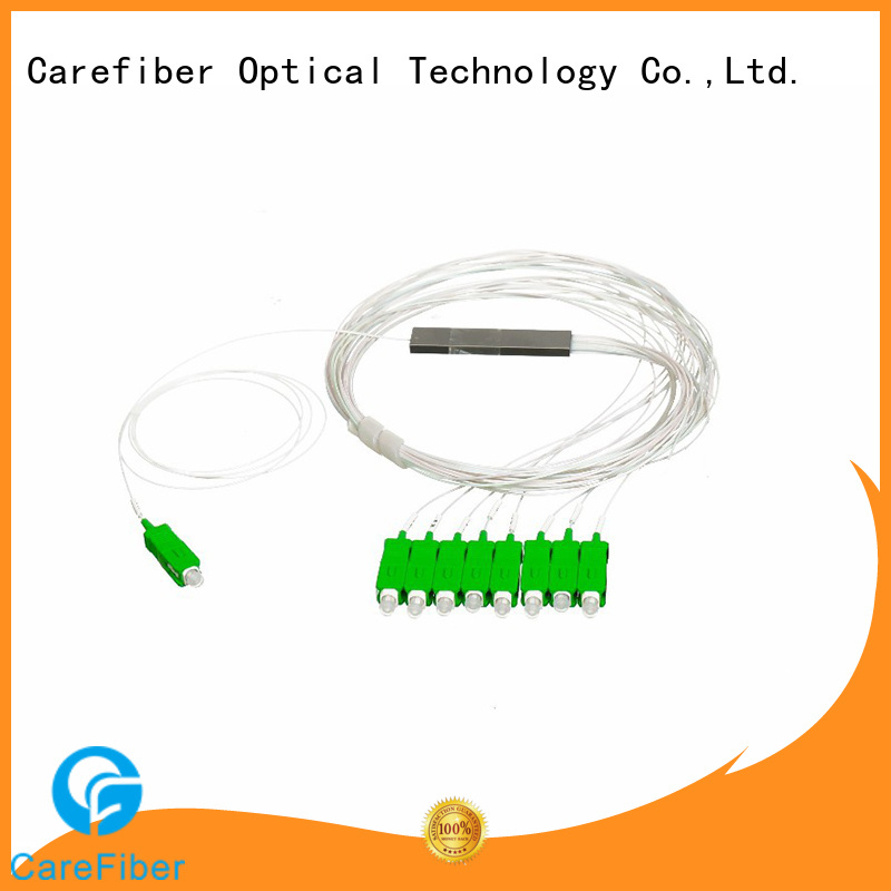 Carefiber quality assurance digital optical cable splitter cooperation for industry