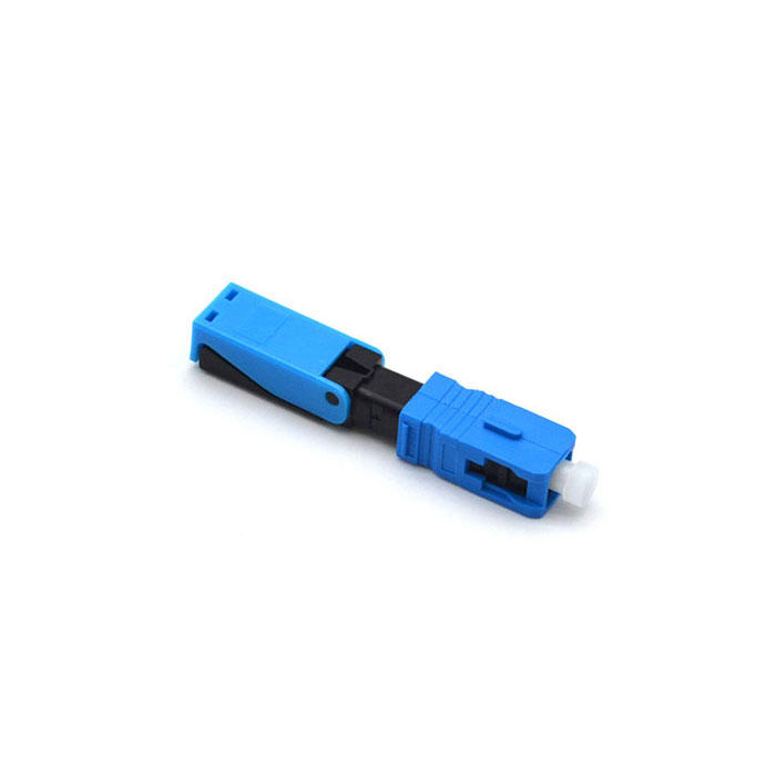 Fast lock connector :CFO-SC-APC-L5201-1