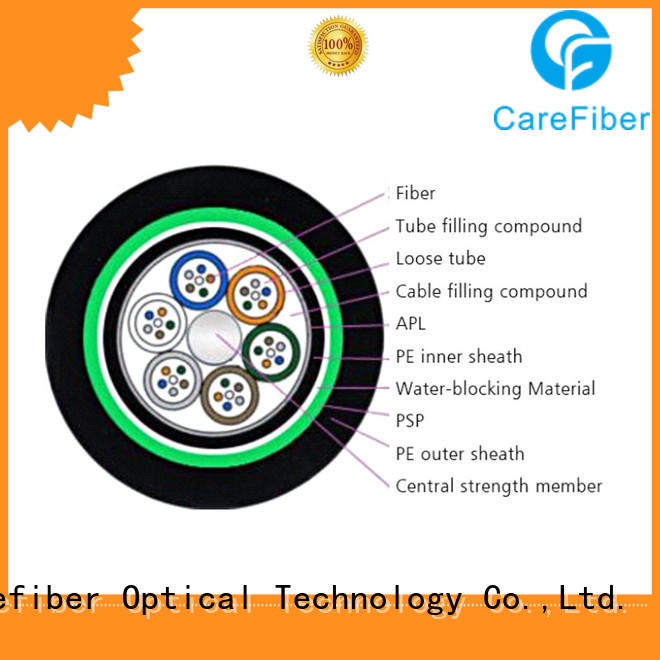 Carefiber gytc8s outdoor fiber patch cable source now for communication