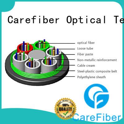 Carefiber gytc8s outdoor fiber source now for trader