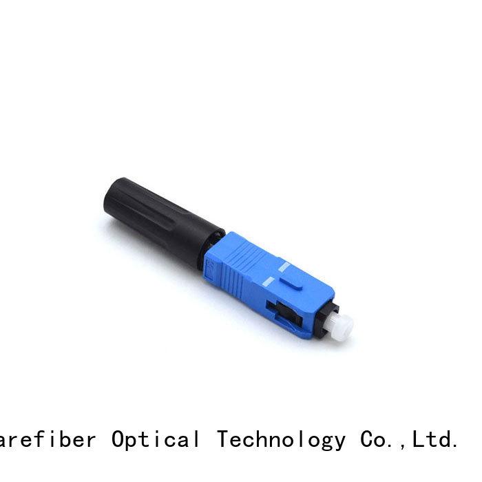 best fiber optic fast connector fibre trader for communication