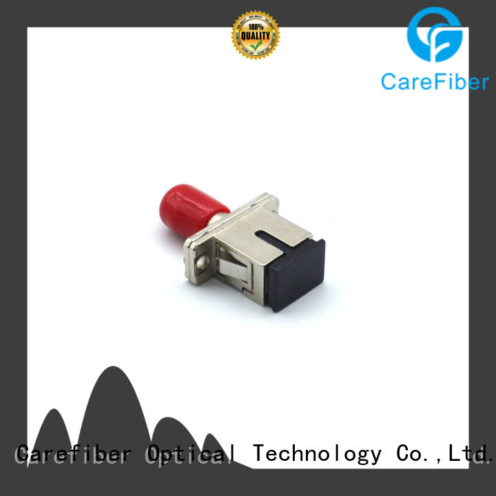Carefiber high quality fiber optic attenuator multimode adapter for wholesale