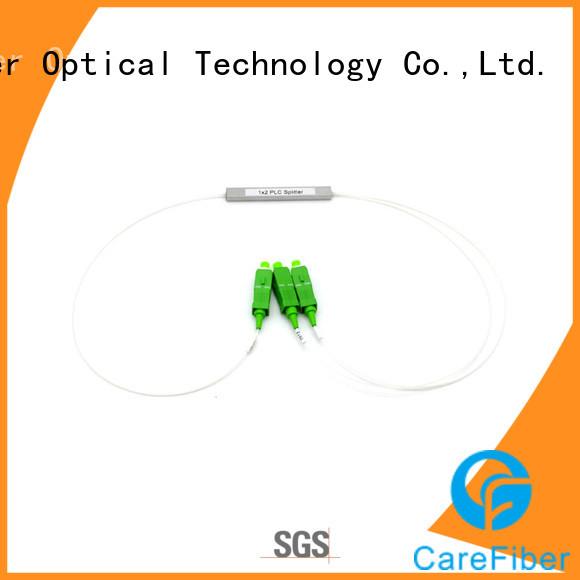 Carefiber most popular passive fiber optic splitter splittercfowa08 for global market