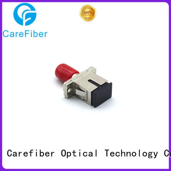 Carefiber converter fiber optic attenuator supplier for importer