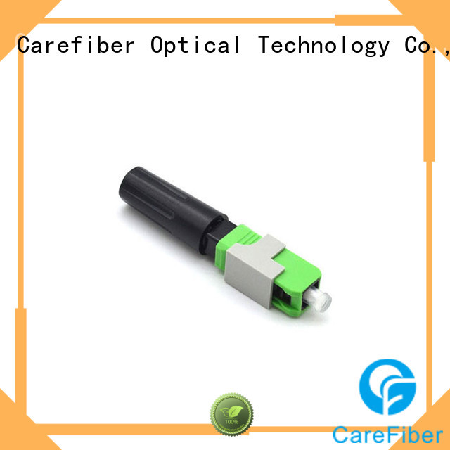 newfiber fast connector connector trader for communication