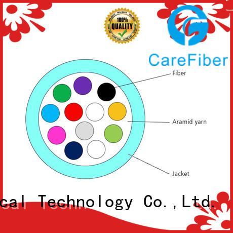 Carefiber gjfv fiber optic material maker for indoor environment