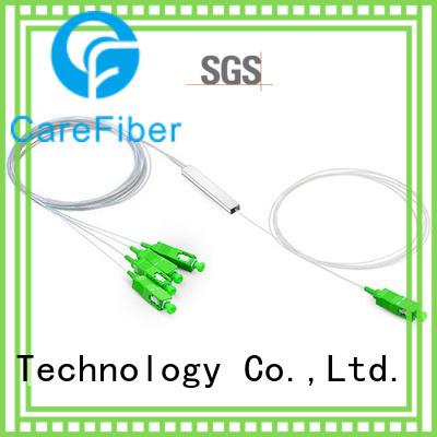 Carefiber 1x2 optical splitter best buy trader for global market